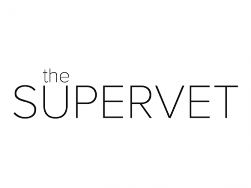 The Super Vet logo