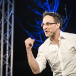 Noel Fitzpatrick makes his Hay Festival debut